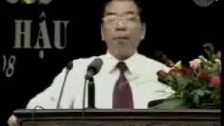 Xem video clip Tổng bí thư Nông Đức Mạnh thăm và làm việc tại Nam Định   Video hấp dẫn   Clip hot   Baamboo com