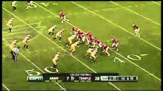 Bernard Pierce vs Army 2011