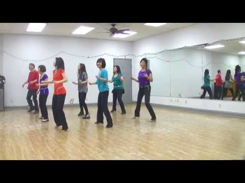 Slip (Maggie Gallagher) – Line Dance (Dance & Teach in English & 中文)