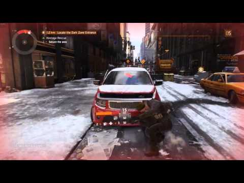 Tom Clancy's The Division - Max Settings BETA PC Gameplay 1080p 60fps:  Playing the Division BETA on PC - Max Settings on a GTX970/i5 4690k/8G Ram