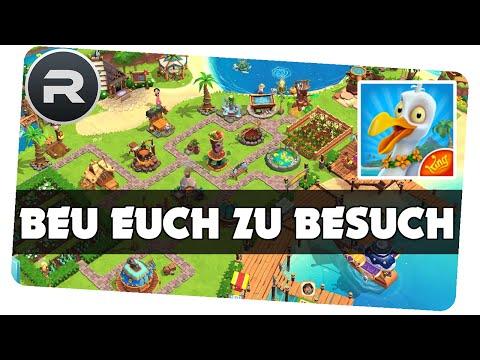 BEI EUCH ZU BESUCH || Paradise Bay #006 [German/Deutsch iOS Android APP]