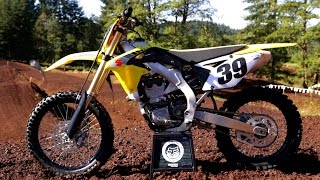 2. First Ride 2017 Suzuki RMZ 450 - Motocross Action Magaazine