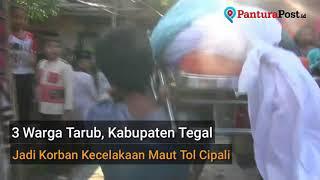 Video Suasana Pemakaman 3 Korban Kecelakaan Tol Cipali di Tegal MP3, 3GP, MP4, WEBM, AVI, FLV Juni 2019