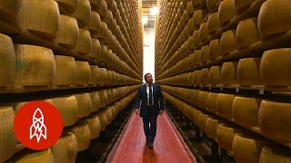 Download Youtube: Banking on Cheese: The Bank That Uses Parmesan as Collateral