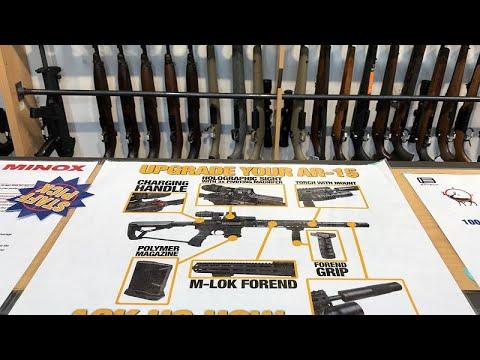 Neuseeland: Verbot aller halbautomatischen Schusswaffe ...