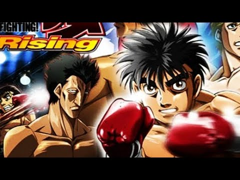 "IPPO vs SAWAMURA Full Fight ""Anti Dempsey Roll"" 2.O tagalog dubbed.."