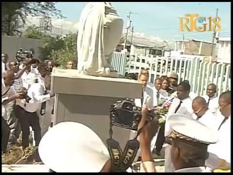 Haïti.- 210e anniversaire de l'assassinat de l'empereur Jean-Jacques Dessalines