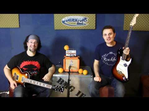 Orange Micro Terror 20 Watt Head