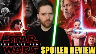Video Star Wars: The Last Jedi - Spoiler Review MP3, 3GP, MP4, WEBM, AVI, FLV Maret 2018