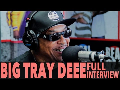 """Big Tray Deee on 10 Years In Prison, New Album """"The 3rd Coming"""", & More! (Full Interview) 