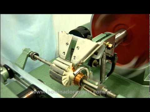 Bobinadora G.M.R Modelo I.66 (Rotores/Inducidos)