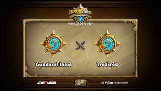 Tredsred vs GundamFlame, game 1