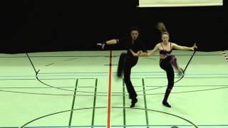 Lea Sophie Friede & Konstantin Sell - 31. Rhein-Sieg-Cup 2013