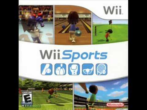 SSBB OST - Opening Theme (Wii Sports)