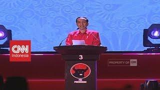 Video Jokowi Hentikan Pidato saat Azan Zuhur Berkumandang | HUT ke-46 PDIP MP3, 3GP, MP4, WEBM, AVI, FLV Juni 2019