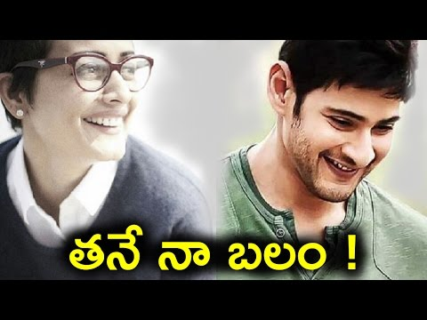 Namtratha is my strength – Mahesh Babu Interesting Comments