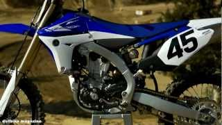 7. First Ride 2013 Yamaha YZ450F_Dirtbike Magazine