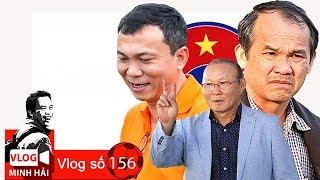 Video Vlog Minh Hải | Điều khoản ngầm giữa HLV Park Hang Seo vs VFF MP3, 3GP, MP4, WEBM, AVI, FLV Oktober 2017