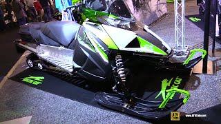 2. 2019 Arctic Cat Norseman X 8000 Sled - Walkaround - 2018 Toronto ATV Show