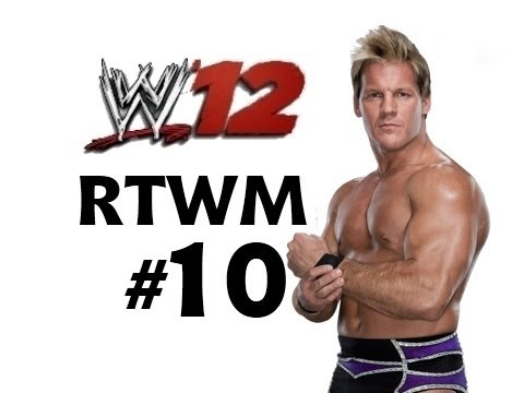 Road to Wrestlemania! WWE 12 - CLASH OF THE CHAMPIONS!! - RTWM w/ Jericho