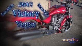 2. 2017 Victory Vegas Demo Ride