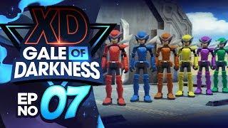 [07] STUPID POWER RANGERS Pokémon XD Gale of Darkness Let's Play w/ TheKingNappy by King Nappy
