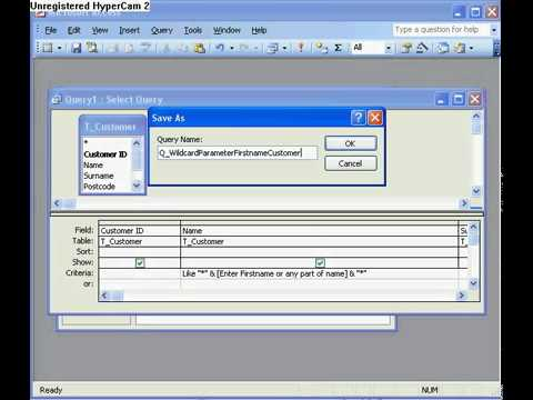 2.23 Creating a Search Engine  (Google) Type Query in Access.mp4