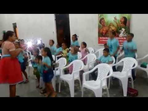 Os cordeirinho de JESUS assembleia de DEUS Missão em Laranjeiras sergipe.