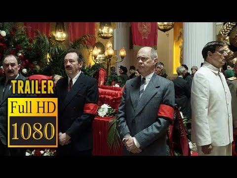 🎥 THE DEATH OF STALIN (2017) | Full Movie Trailer In Full HD | 1080p