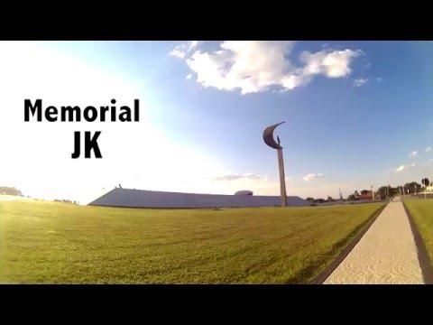 #História #Brasília #turismo Memorial JK (Presidente Juscelino Kubitschek de Oliveira)
