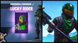 *NEW* LUCKY RIDER Skin in Fortnite!