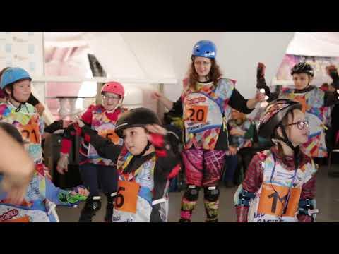 Всероссийские «Старты Мечты» по роллер-спорту