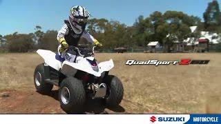 2. Suzuki Quadsport Z50