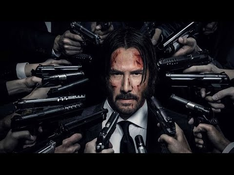 John Wick 2 Killing 3 people with a pencil