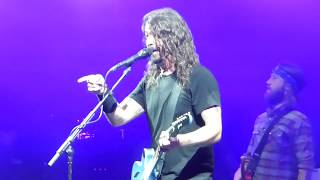 Foo Fighters - Big Me (Houston 04.19.18) HD