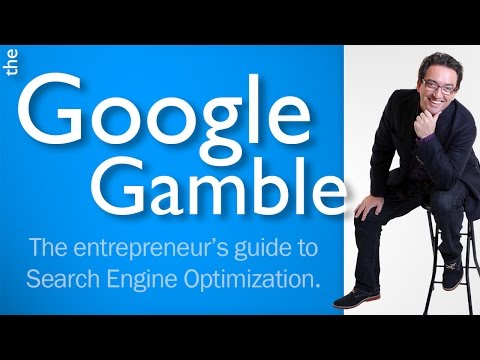 The Google Gamble - Google.com Search Engine Optimization SEO Book for Small Business