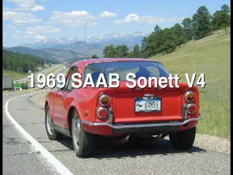 Saab Sonett 2 Auction1969 SAAB Sonett V4