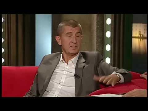 Babiš - Politický podnikatel - Milion chvilek
