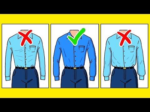 Alle Stilregeln, an die jeder Mann sich halten sollte