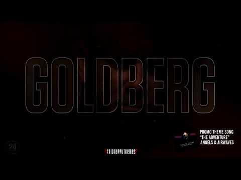 WWE 24 Documentary: Goldberg Soundtrack -