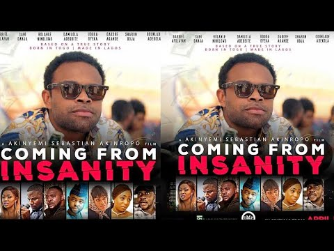 COMING FROM INSANITY | GABRIEL AFOLAYAN | LETS TALK & REVIEW