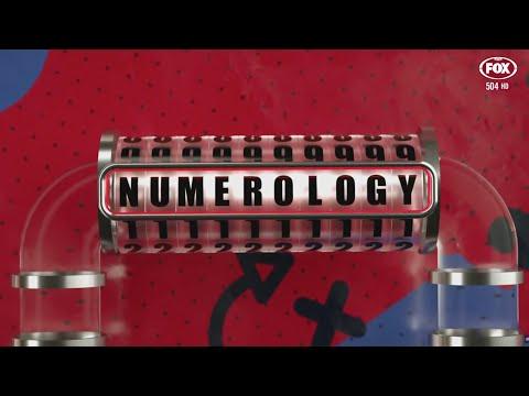 Numerology - Round 19   Bounce