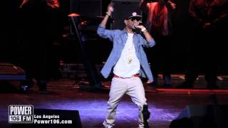 Wiz Khalifa & Big Sean - GangBang (Live At Power106 Cali Christmas 2011)