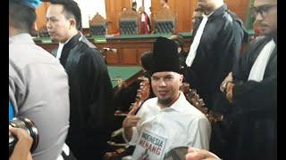 Video Jaksa Tolak Eksepsi dan Minta Hakim Lanjutkan Perkara Dhani MP3, 3GP, MP4, WEBM, AVI, FLV Februari 2019