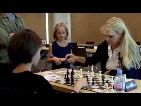Championnat d'Europe féminin  d'échecs en parties rapides et Blitz