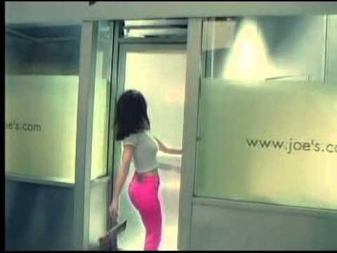 Banned Commercials   Levi's Colors Jennifer Love Hewitt