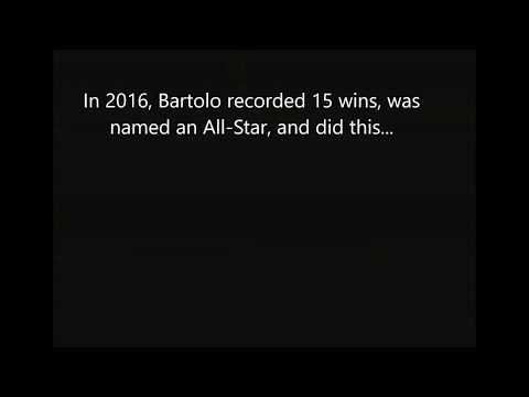 The Legend Through The Years-Bartolo Colon