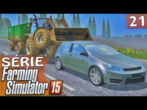 Farming Simulator 2015 - Esteira de Carregamento