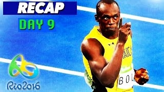 Rio Olympics 2016 highlights, results, best moments, & Usain Bolt! Day 9 of the Rio Olympics 2016 has finished, so I am again simplifying the hours upon hours of sports shown on TV today to a short video featuring the highlights, gold medal winners, and world records broken, if any.This is a video for the Rio Olympics on August 14, 2016, and I'll be doing a new compilation video every day until the Olympics are over on August 21st. Make sure to subscribe to Culture Vulture for more videos:https://www.youtube.com/c/culturevultureHighlights:Max Whitlock wins two gold medals in gymnastics in the same daySimone Biles wins a gold medal for Team USA in women's vaultingUsain Bolt wins gold in men's 100m sprinting for the third consecutive timeGold medal winners:Max Whitlock of Great Britain wins gold in men's floor gymnasticsSimone Biles of USA wins gold in women's vaultMax Whitlock of Great Britain wins gold in men's pommel horseAliya Mustafina of Russia wins gold in women's uneven barsJemima Sumgong of Kenya wins gold in women's marathon runningHasanboy Dusmatov of Uzbekistan wins gold in men's light fly boxingJason Kenny of Great Britain wins gold in men's sprint cyclingShi Tingmao of China wins gold in women's 3m springboard divingFrance wins gold in men's epee team fencingJustin Rose of Great Britain wins gold in men's golfDorian Van Rijsselberghe of Netherlands wins gold in men's RS:X sailingCharline Picon of France wins gold in women's RS:X sailingNicolo Campriani of Italy wins gold in men's 50m rifle 3 positionsEkaterina Makarova & Elina Vesnina of Russia win gold in women's tennis doublesBethanie Mattek-Sands & Jack Sock win gold in mixed tennis doublesIsmael Borrero Molina of Cuba wins gold in men's 59kg Greco-Roman wrestlingRoman Vlasov of Russia wins gold in men's 75kg Greco-Roman wrestlingCaterine Ibarguen of Colombia wins gold in women's triple jumpWayde Van Niekerk of South Africa wins gold in men's 400m runningUsain Bolt of Jamaica wins gold in men's 100m r