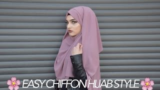 Nonton Easy Chiffon Hijab Tutorial   Back   Chest Coverage   Sarina Film Subtitle Indonesia Streaming Movie Download